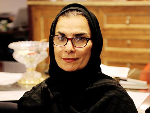 Sheikha Abdulla Al-Misnad